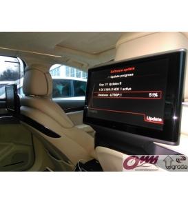 Mercedes GLK Serisi X204 Oem Multimedya Navigasyon Ünitesi