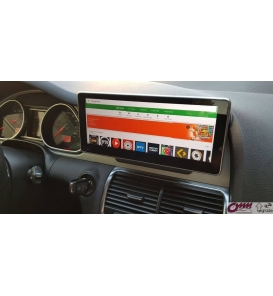 VIDEO INTERFACE FOR MERCEDES VEHICLES GENERATION NTG 4.5 WITH COMAND ONLINE, AUDIO50 APS OR AUDIO20.