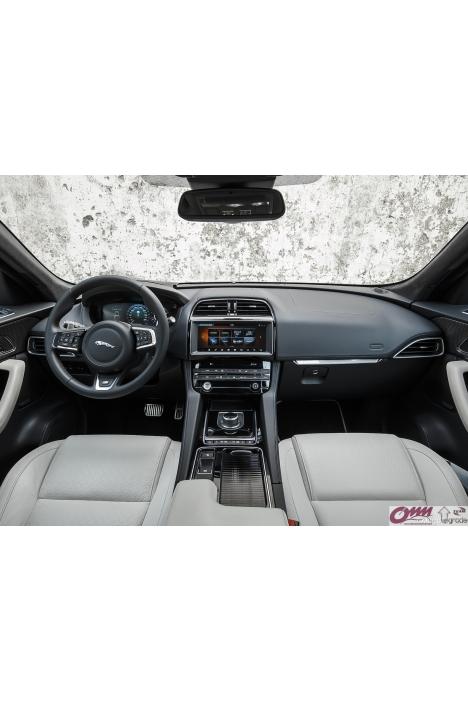 Mercedes C Serisi W204 Video interface