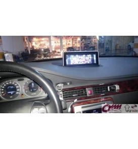 Mercedes M Serisi W166 Oem Navigasyon Multimeya Ünitesi