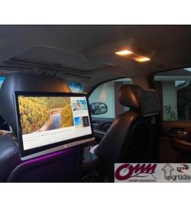 Bmw X6 E71 Arka Eğlence Sistemi