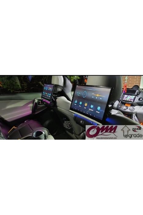 Bmw E9X I-Drive Merkezi Konsol Trim