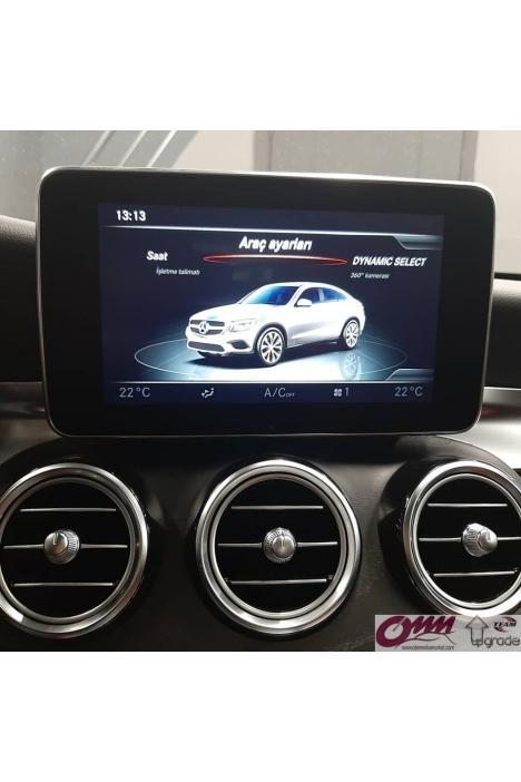 Volkswagen Plakalık Tipi Geri Görüş Kamerası