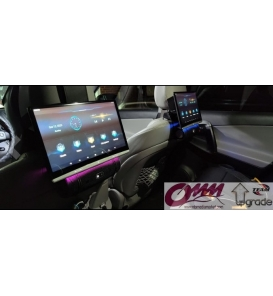 Audi Q5 8R Most Audio Aux interface