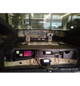 Alfa Romeo 147 Clarion NX503E Navigasyon Multimedya Paketi