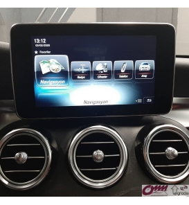 Cadillac STS Video interface