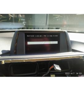Renault Latitude Video interface