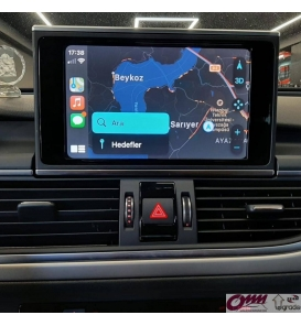 Mercedes E Serisi W207 Video interface