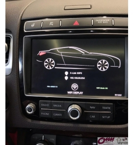 Mercedes C Serisi W205 C NTG5 Video interface