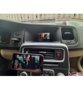Mercedes S Serisi W221 Video interface