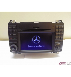 Mercedes SLK Serisi R171 Comand APS NTG1-NTG2 Video interface