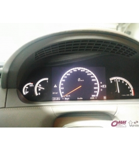 Mercedes E Serisi W212 Video interface