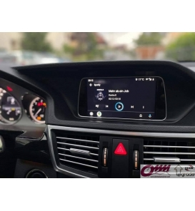 Mercedes CLA Serisi W117 Video interface