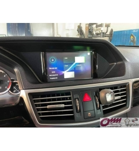Mercedes Benz C Class W204 Navigasyon Multimedya