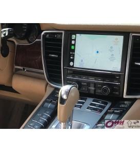 Audi Hareket Halinde Görüntü izleme