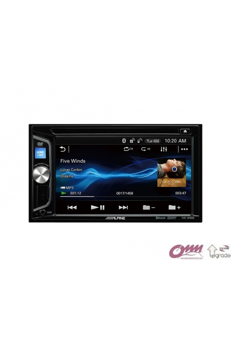Mercedes GL Serisi 2009-2010 Video interface
