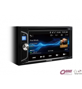 Mercedes GLK Serisi X204 2009-2011 Video interface
