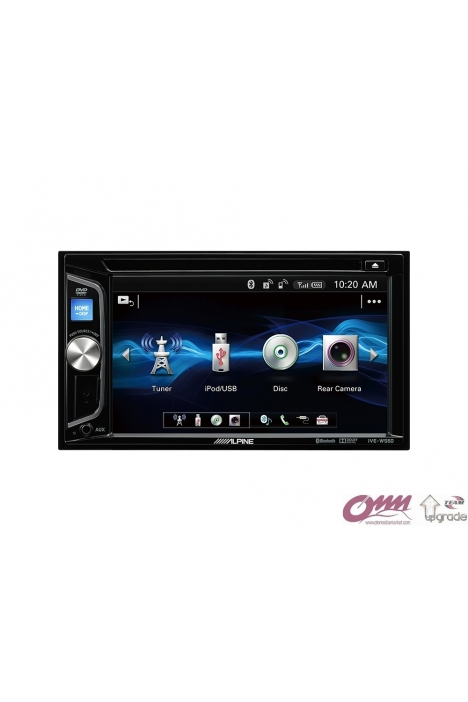 Mercedes M Serisi W164 2006-2008 Video interface