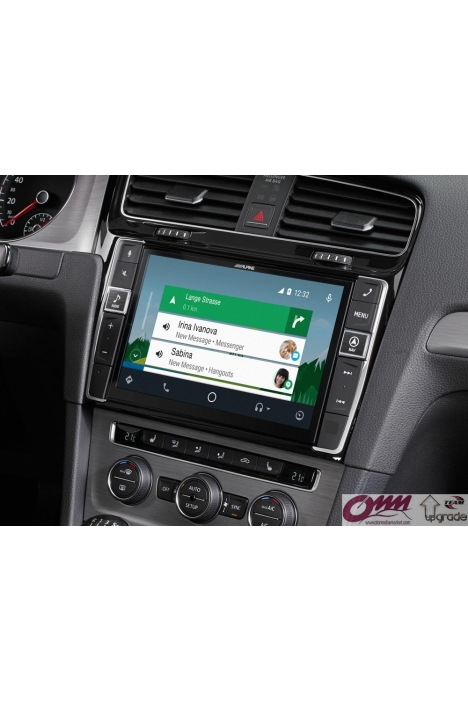 Jeep Grand Cherokee 2008-2010 Video interface