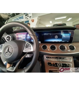 Mercedes C Serisi W203 Audio 20