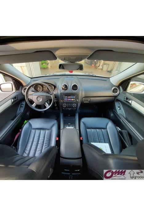 Mercedes A Serisi W169 Comand NTG 2.5 Üzerinde Geri Görüş Kamerası