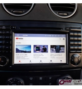 Audi MMI 3G Most Video interface