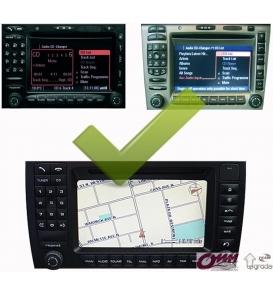 Mercedes CLS Serisi W218 Comand Online NTG 4.7
