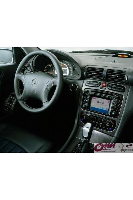 Mercedes C Serisi W204 Geri Görüş Kamerası