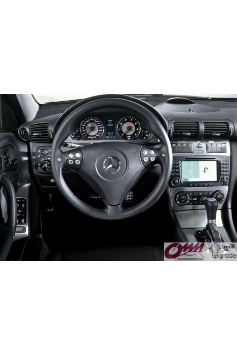 Mercedes 2011-2012 Mirrorlink Video interface