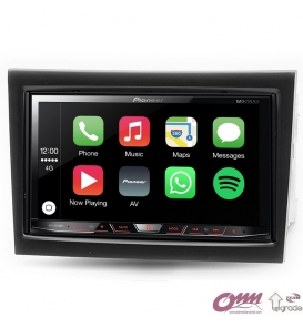 Pioneer PORSCHE 911 Boxster Cayman Apple CarPlay Android Auto Multimedya Sistemi