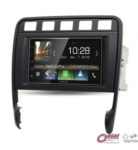 Kenwood Porsche Cayenne Carplay AndroidAuto Mirrorlink Multimedya Sistemi
