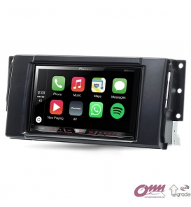 Freelander Discovery Range Pioneer Apple CarPlay Android Auto Multimedya Sistemi