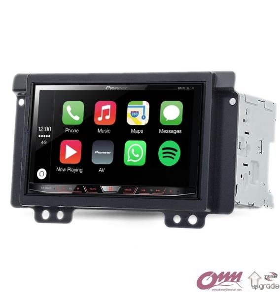 Pioneer Freelander Apple CarPlay Android Auto Multimedya Sistemi