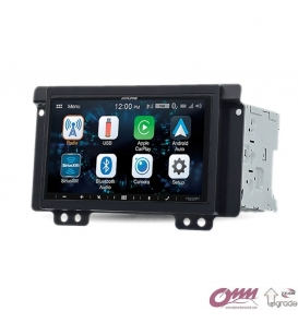 Alpine Land Rover Freelander CarPlay AndroidAuto Multimedya Sistemi