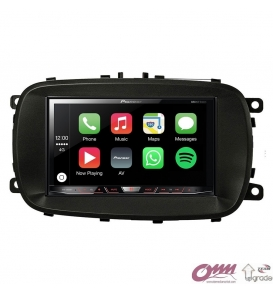 Fiat 500X Pioneer Apple CarPlay Android Auto Multimedya Sistemi
