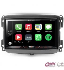 Fiat 500L Pioneer Apple CarPlay Android Auto Multimedya Sistemi