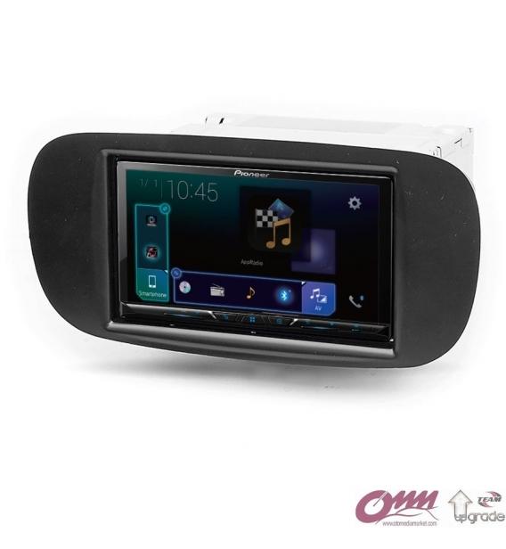 Fiat 500 Pioneer Apple CarPlay Android Auto Multimedya Sistemi