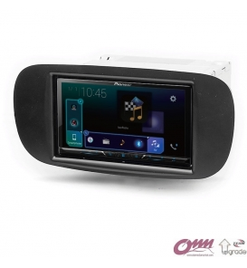 Hakkında daha ayrıntılıFiat 500 Pioneer Apple CarPlay Android Auto Multimedya Sistemi
