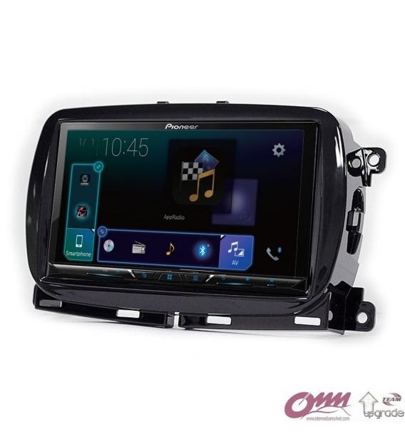 Fiat 500 (312) Pioneer Apple CarPlay Android Auto Multimedya Sistemi