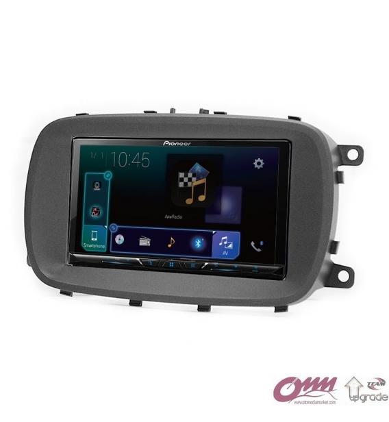 Fiat 500X (334) Pioneer Apple CarPlay Android Auto Multimedya Sistemi