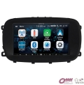 Fiat 500X Alpine Apple CarPlay Android Auto Multimedya Sistemi