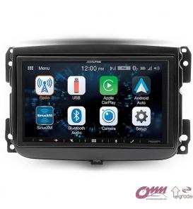 Fiat 500L Alpine CarPlay AndroidAuto Multimedya Sistemi