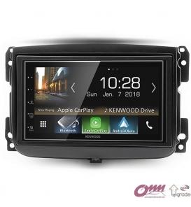 Hakkında daha ayrıntılıFiat 500L Kenwood CarPlay AndroidAuto Mirrorlink Multimedya Sistemi