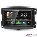 Fiat 500L Kenwood CarPlay AndroidAuto Mirrorlink Multimedya Sistemi