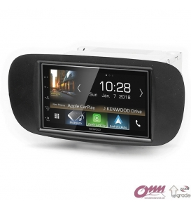 Fiat 500 Kenwood CarPlay AndroidAuto Mirrorlink Multimedya Sistemi
