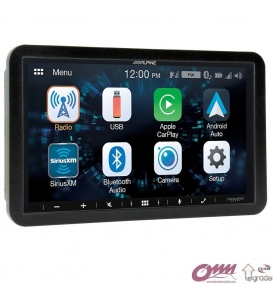 Hakkında daha ayrıntılıAlfa Romeo 159 Brera Spider Alpine CarPlay AndroidAuto Multimedya Sistemi