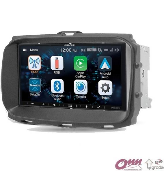 Alfa Romeo Giulietta Alpine CarPlay AndroidAuto Multimedya Sistemi
