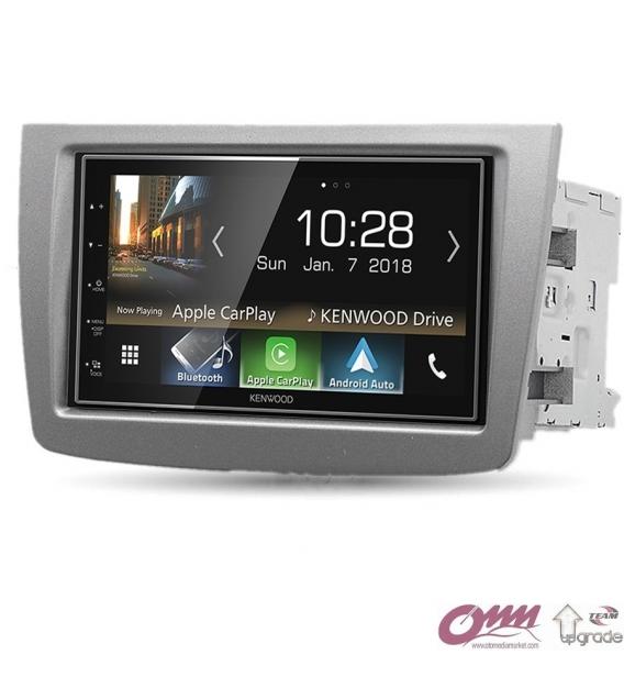 Alfa Romeo MiTo Kenwood CarPlay AndroidAuto Multimedya Mirrorlink Sistemi