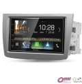 Alfa Romeo MiTo Kenwood CarPlay AndroidAuto Multimedya Mirrorlink Sistemi