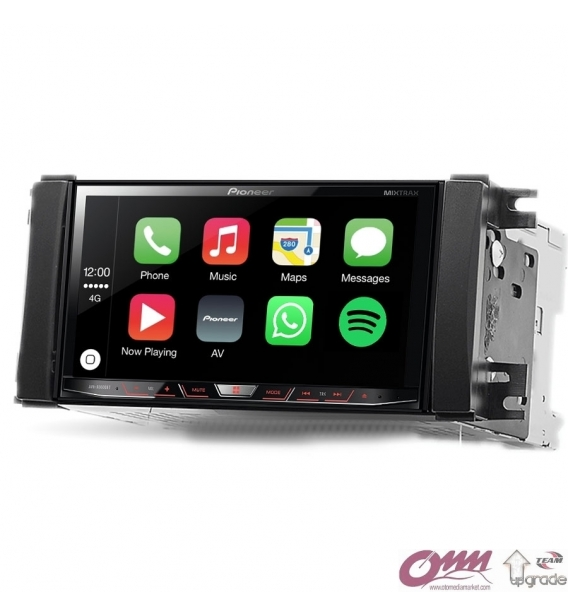 Chrysler Jeep Dodge Pioneer Apple CarPlay Android Auto Multimedya Sistemi